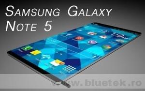 Imagini Samsung Galaxy Note 5: Regele phablet s-a intors? Vedem aici cel mai bun produs Samsung!