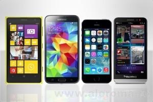 Imagini In 2014 telefoanele Nokia si Samsung vor avea cele mai semnificative oferte pe piata telefoanelor mobile si smartphone