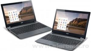 Imagini Puterea Google intr-un netbook Chromebook Acer C7
