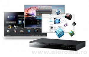 Imagini Blu-ray Player-ul Samsung cu DivX HD inclus iesftin si bun