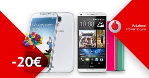 Imagini Telefoane promotionale de la Vodafone cu 1 euro