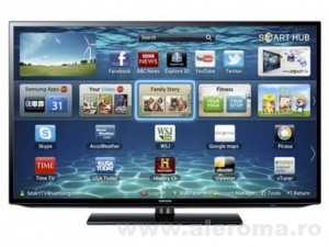 Imagini Cel mai bun raport calitate pret si cel mai vandut televizor Led Smart TV - Samsung Full HD 81cm