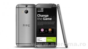 Imagini HTC One (M8) - the one and only