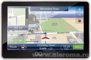 Imagini Sistem de navigatie GoClever Navio, LCD 4.3