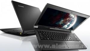 Imagini Un laptop de la Lenovo facut pentru bugetele reduse