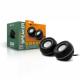 Foto Set de boxe 2.0 cu mufa 3.5 ideal pentru PC, laptop sau netbook